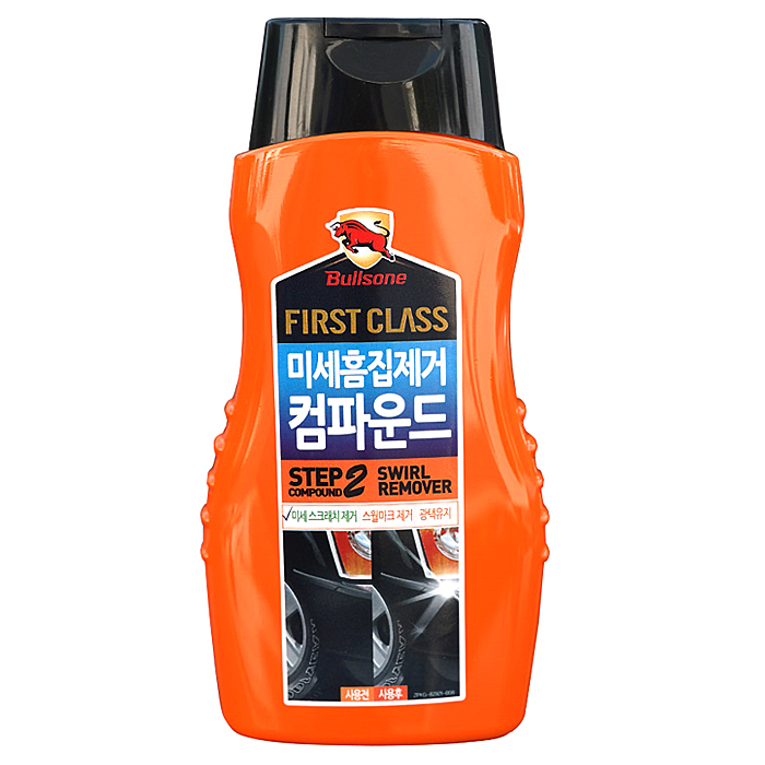 불스원 퍼스트클래스 미세흠집제거 컴파운드, 300ml, 1개