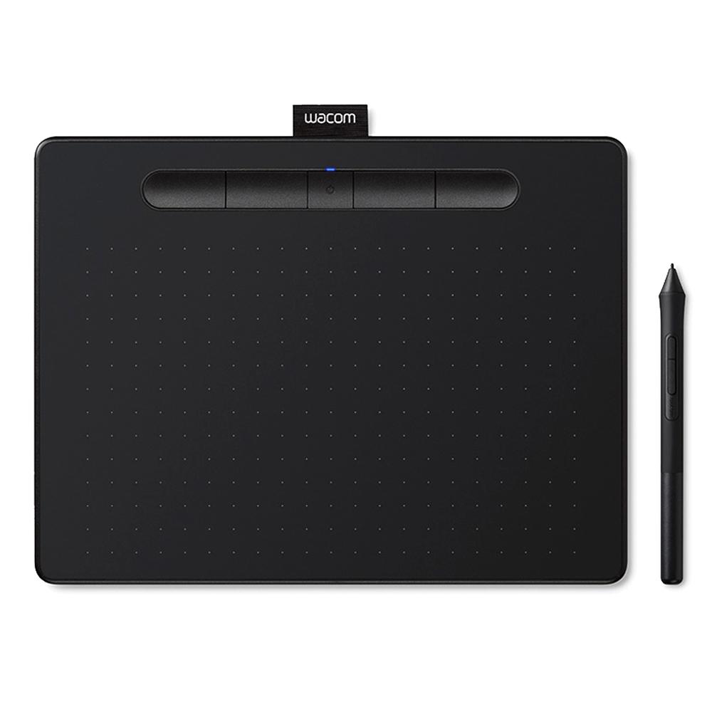 와콤 인튜어스 중형 블루투스 타블렛 CTL-6100WL, CTL-6100WL/K, 블랙
