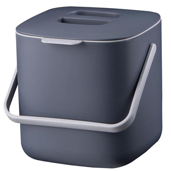 리템LnC 음식물 쓰레기통 53200, 다크그레이