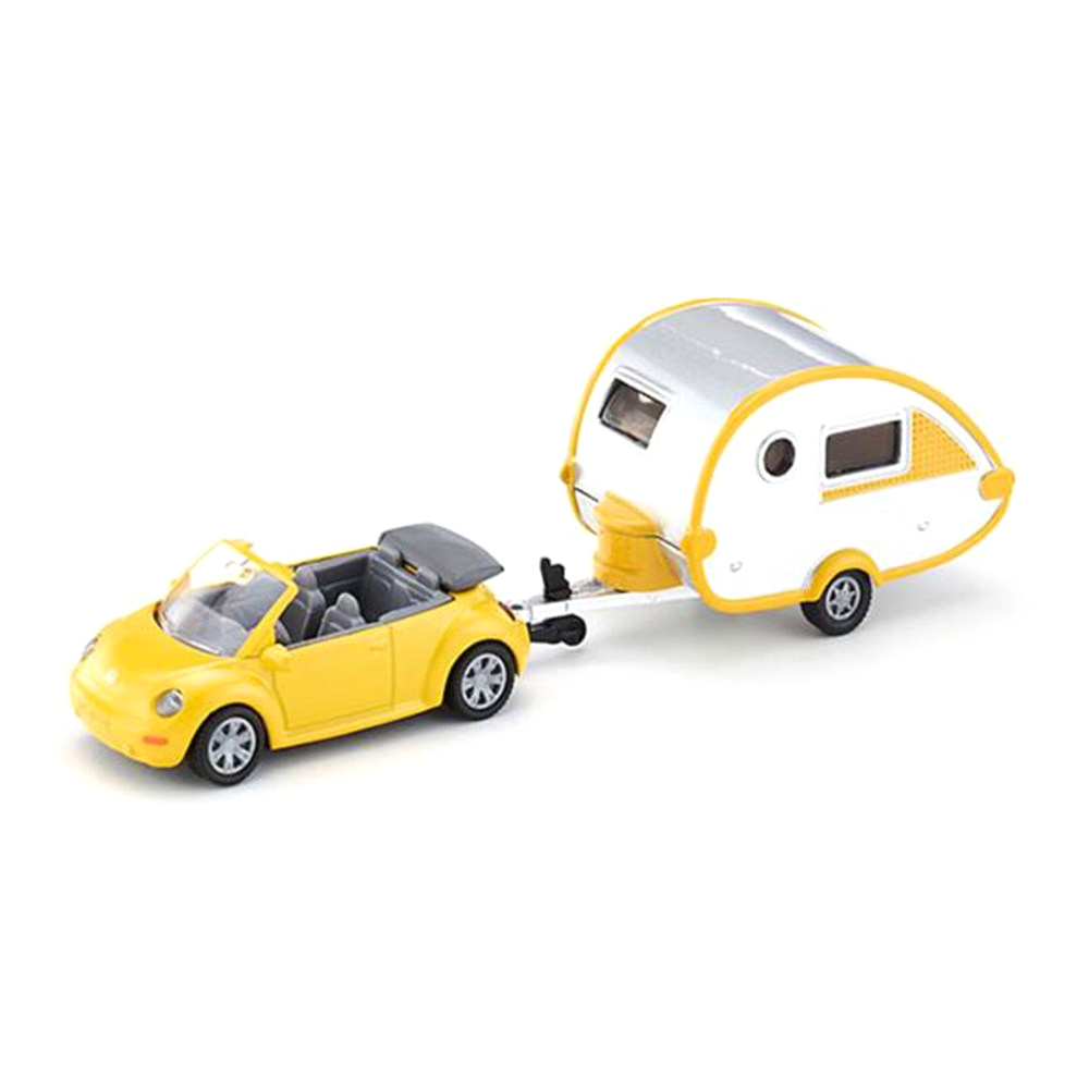 시쿠 자동차와 캠핑카 작동완구 SK1629, 혼합색상