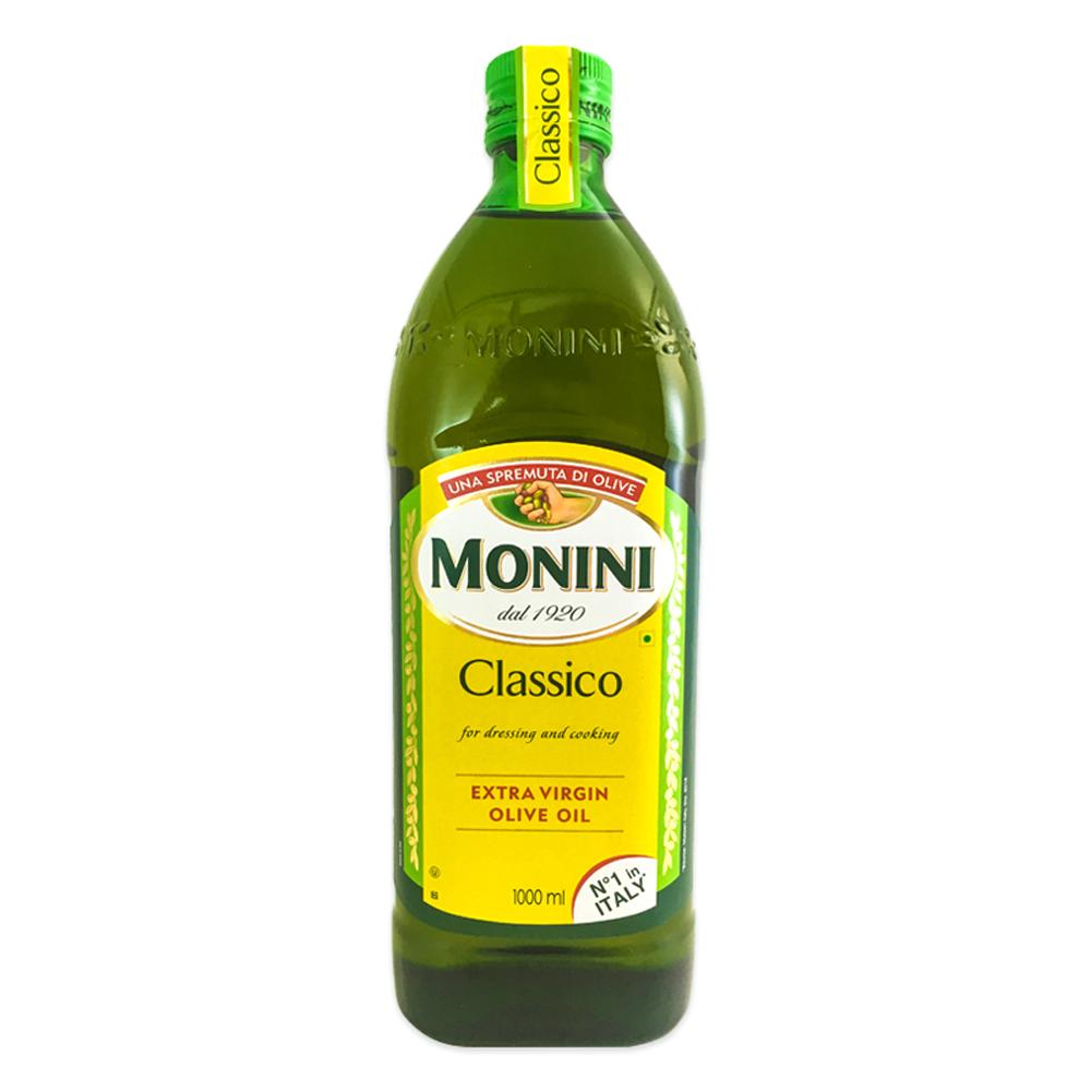 모니니 클라시코 엑스트라 버진 올리브오일 1L, 1000ml, 1개