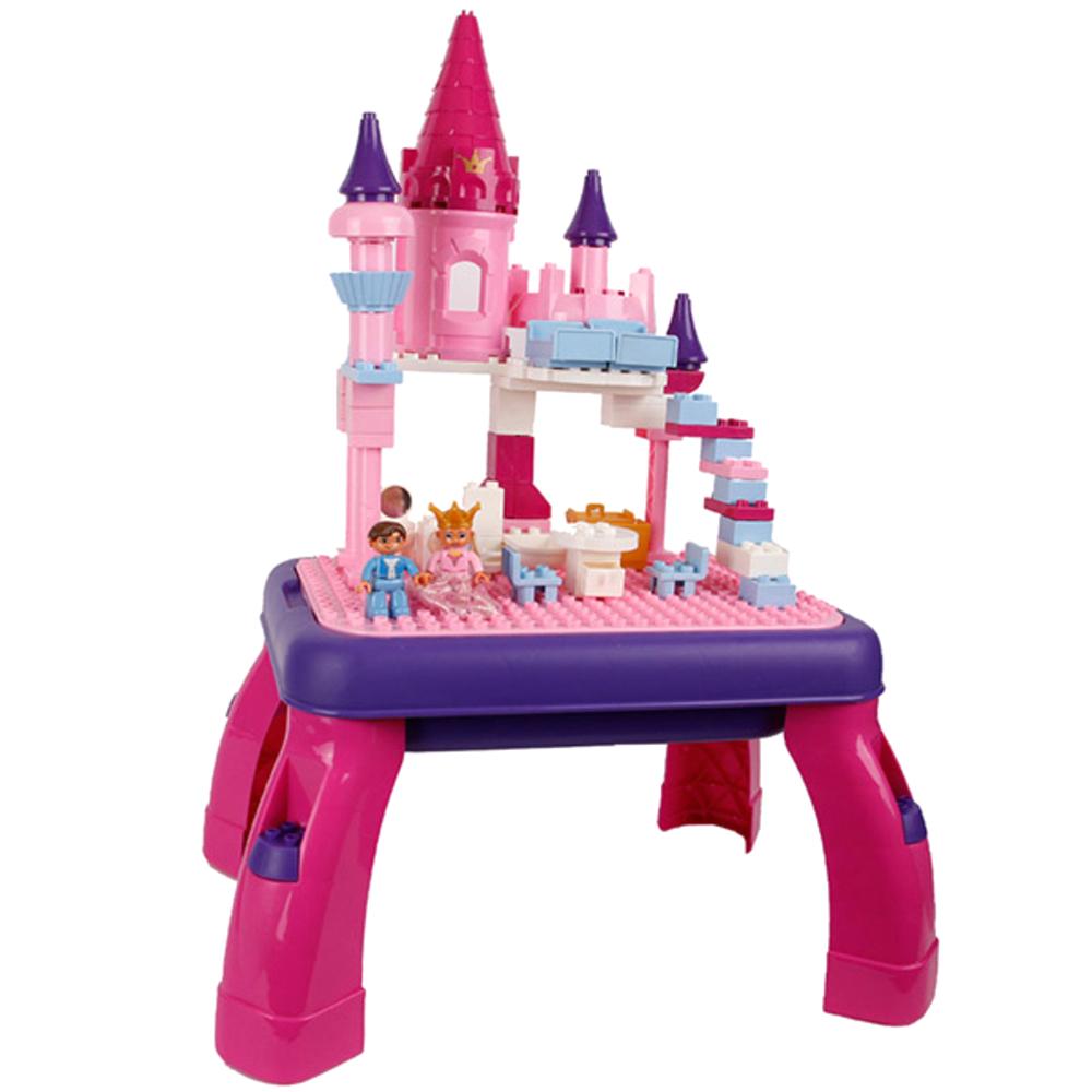 토이플러스 테이블 블럭, Princess castle