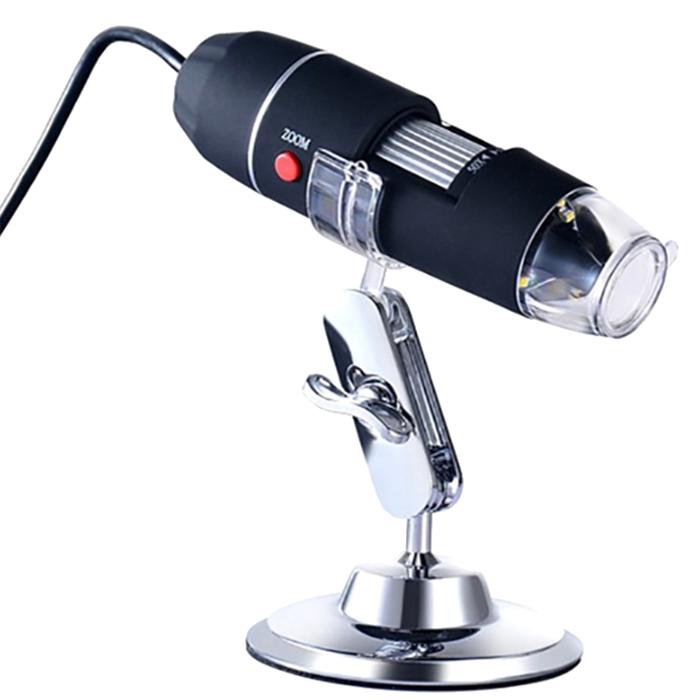 티웨이 디지털 현미경 USB 컴퓨터 스마트폰 겸용, 1000배율, 1개
