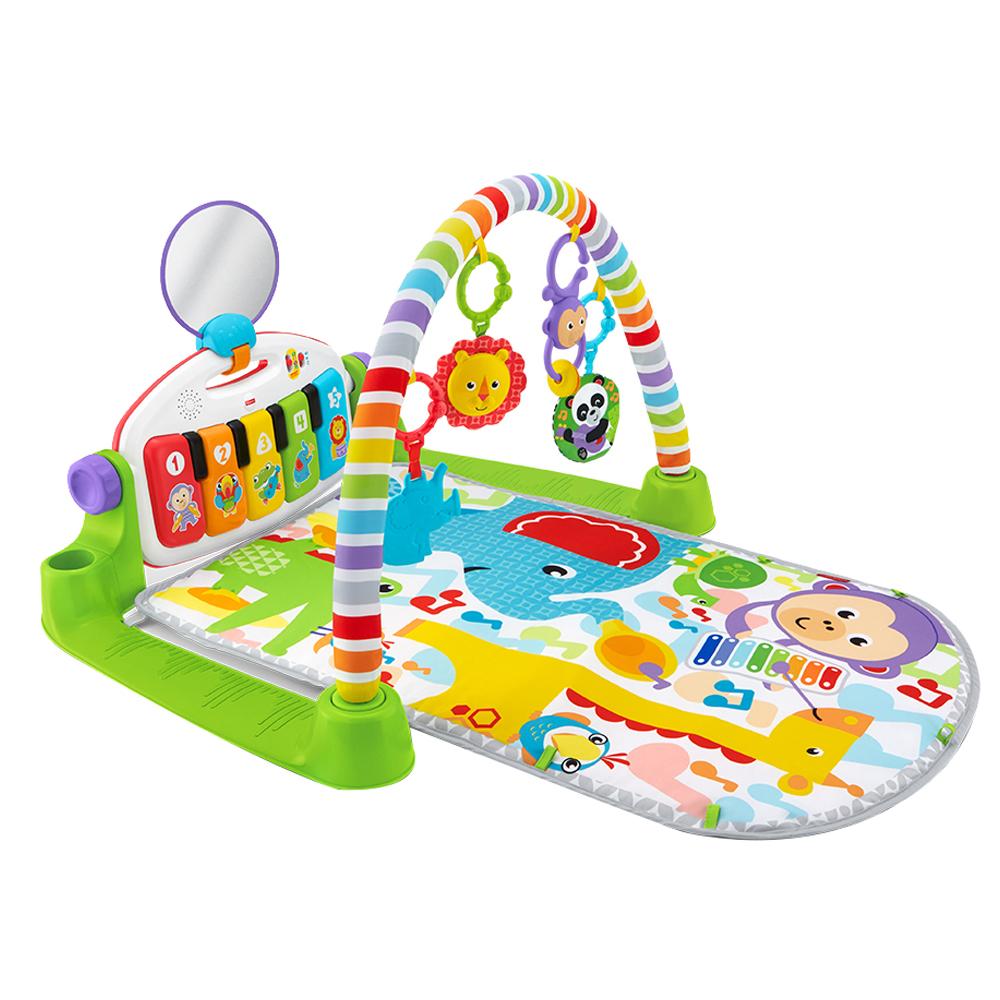 피셔프라이스 피아노 아기 체육관 디럭스, 블루