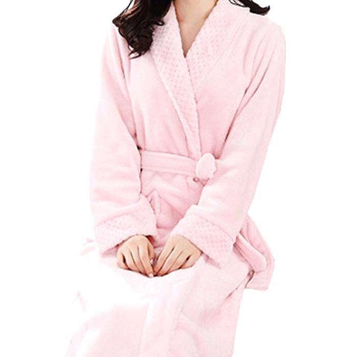 더자카 로열 스위트 샤워가운 여성용 XL, Y230LBBI018, 1개
