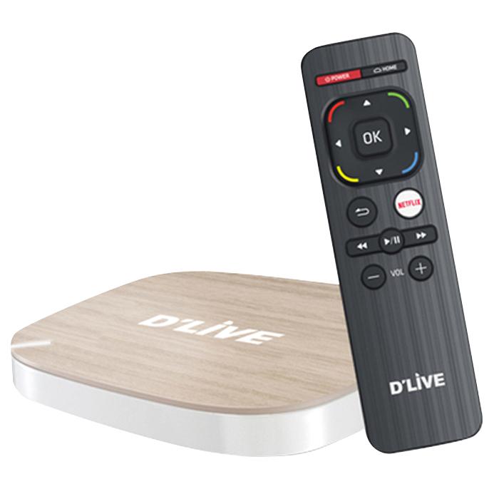 (주)딜라이브 딜라이브플러스 OTT Set-top box 셋탑박스