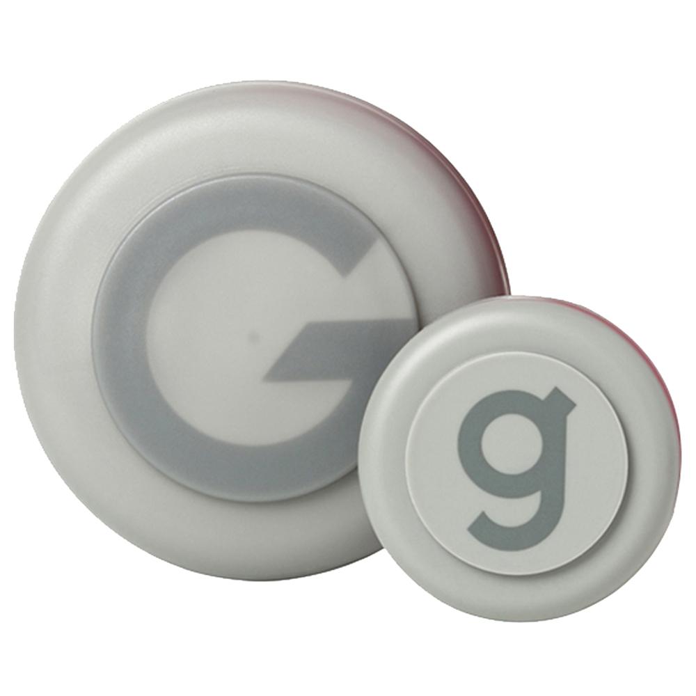 갸스비 무빙러버 그란지매트 헤어왁스 80g+15g 그레이, 1세트