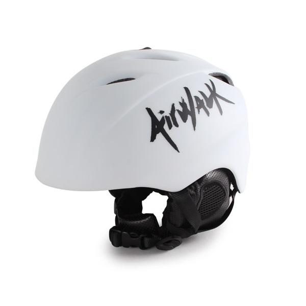 에어워크 스키 스노우보드 헬멧 S160, Mat White