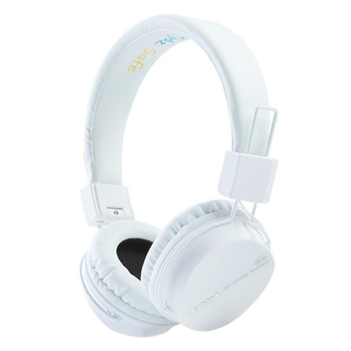 GOON GHP-K11 어린이용 청력보호 헤드셋 (KC인증 통화기능) 화이트