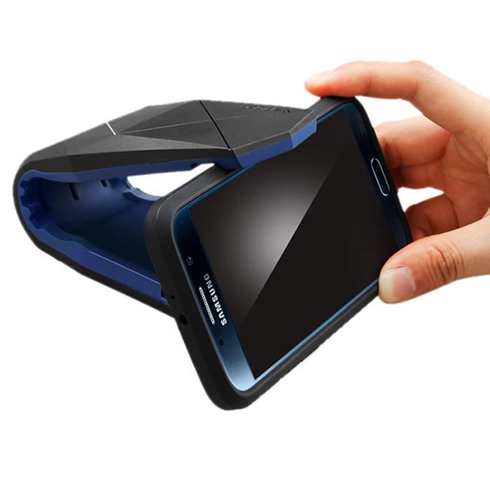 슈피겐 스텔스 차량용 핸드폰 거치대 SGP11359, 혼합색상, 1개