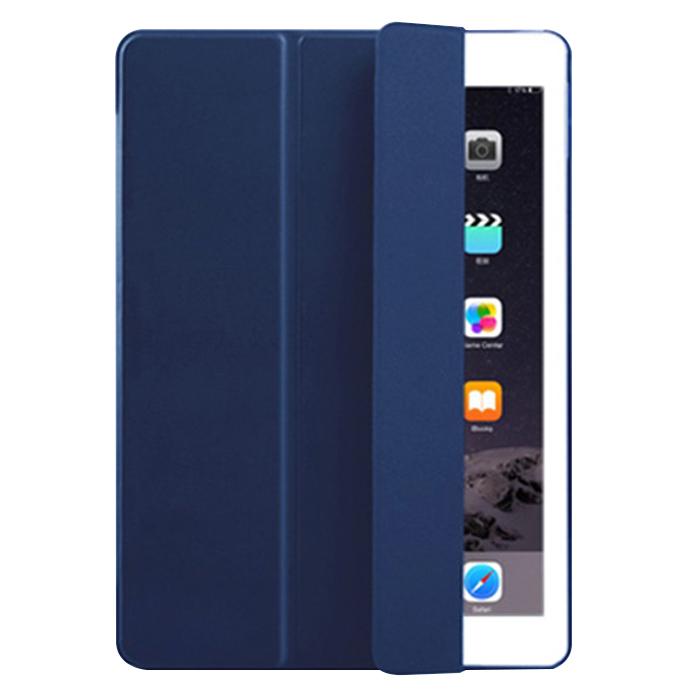 라이노 클래식 스마트커버 태블릿 케이스, 네이비