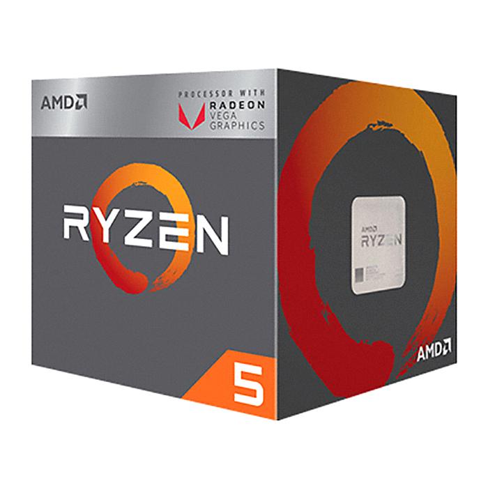 AMD 라이젠 5 2400G 레이븐 릿지 CPU