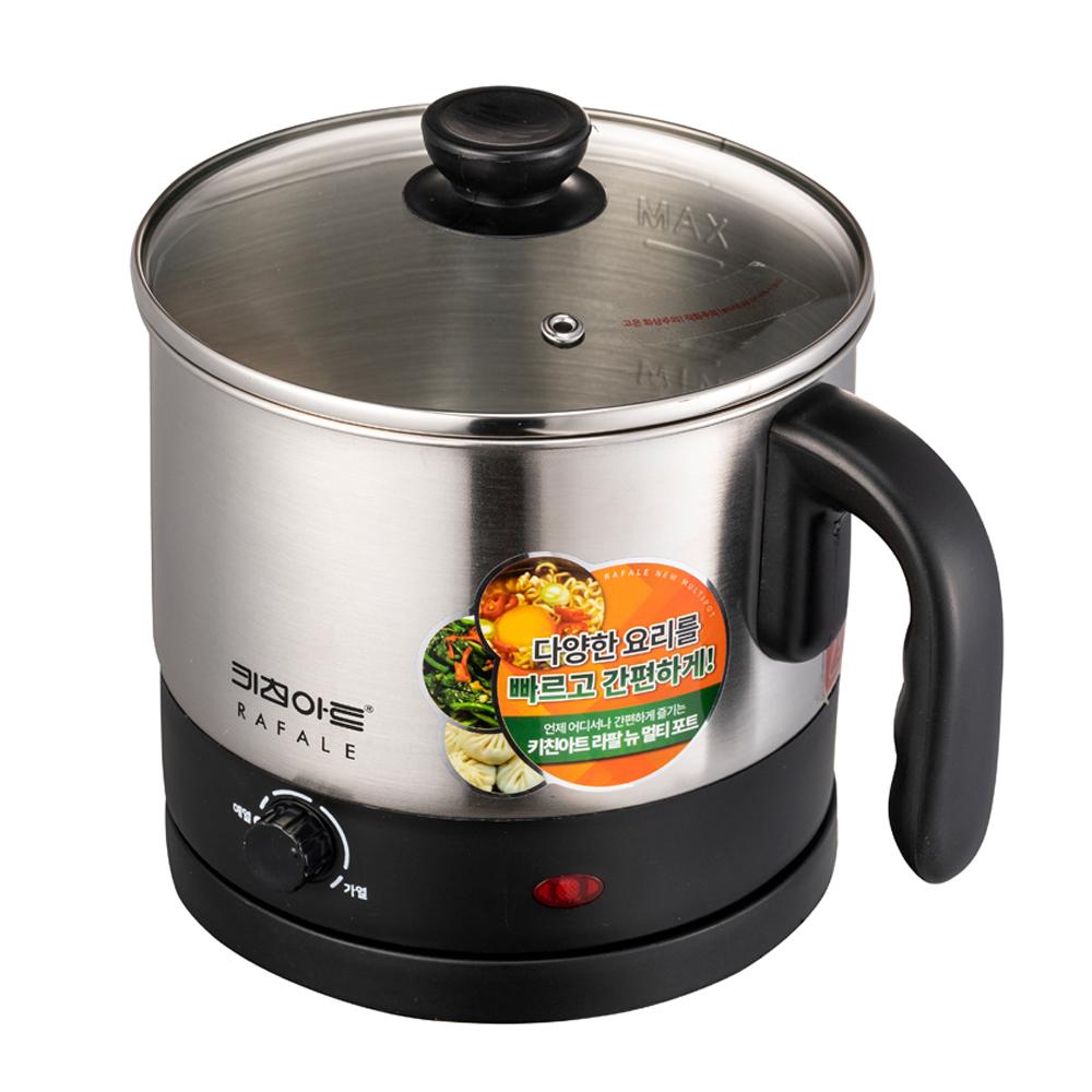 키친아트 라팔 뉴 멀티 포트 전기냄비 1.7, KP-1007FT