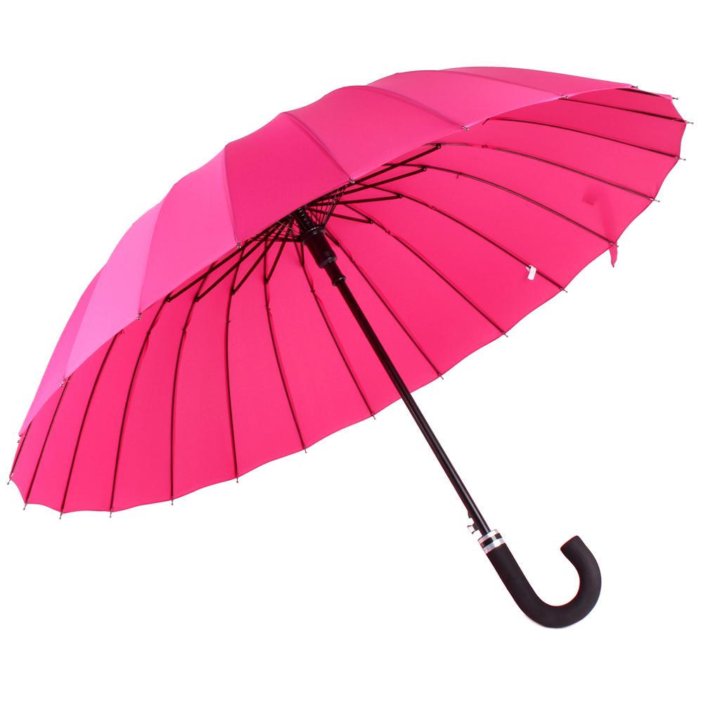 바니브라운 24K 솔리드 멜빵 장우산
