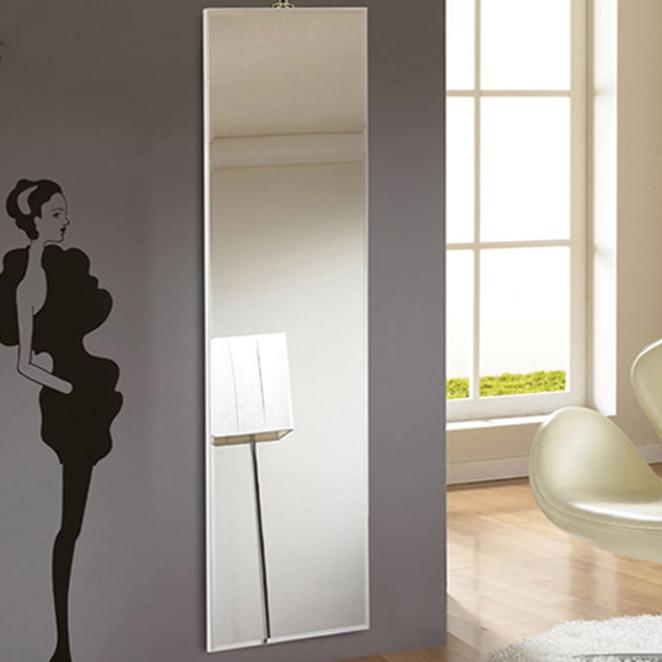 미소아이 심플벽걸이전신거울 300 x 1500, 화이트