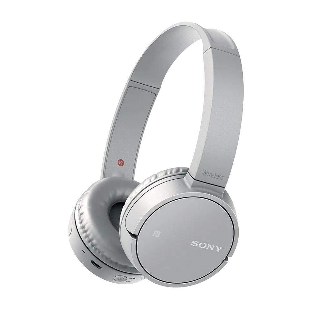 소니 캐주얼 블루투스 헤드폰 최신형, 그레이, WH-CH500