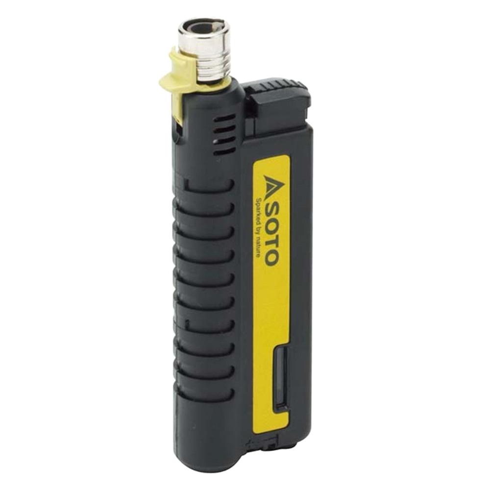 [SOTO] 소토 ST-480 (슬라이드 가스 토치) 브라운/실버, 블랙