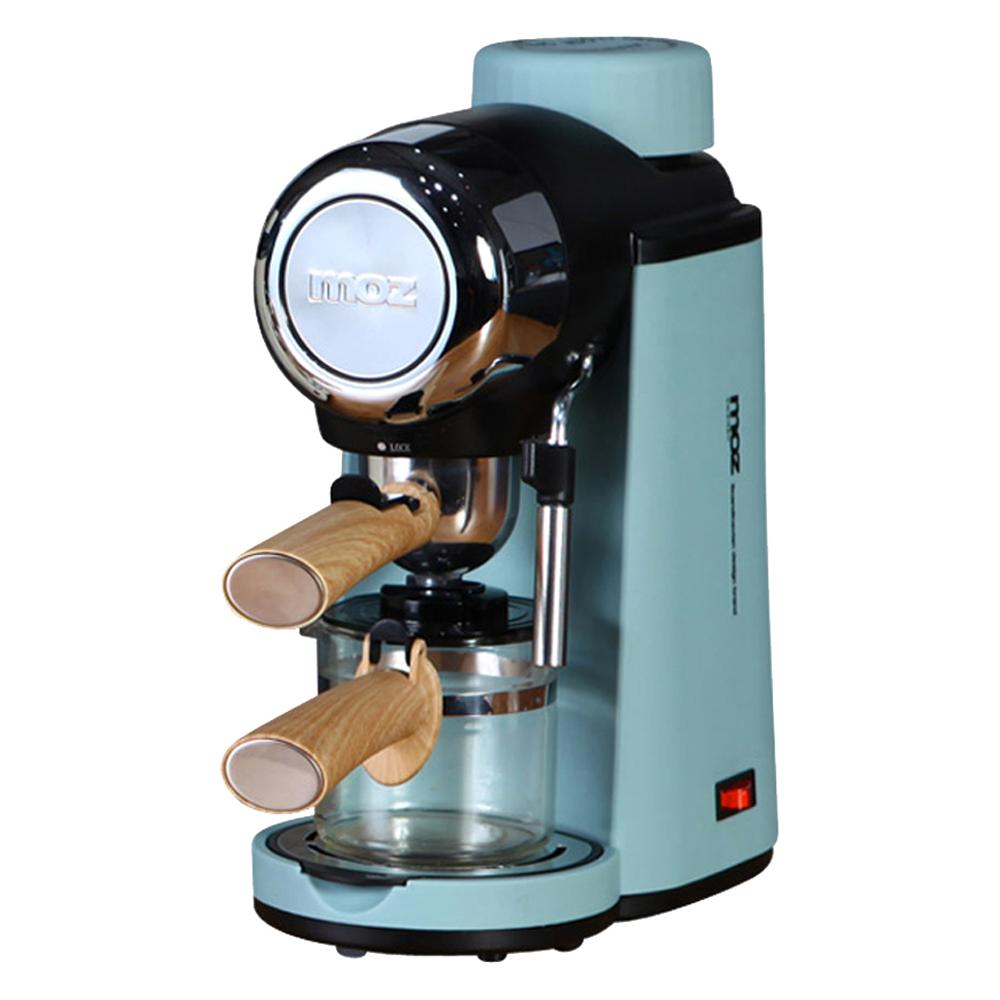 모즈 에스프레소 커피머신 bluish green, DR-800C