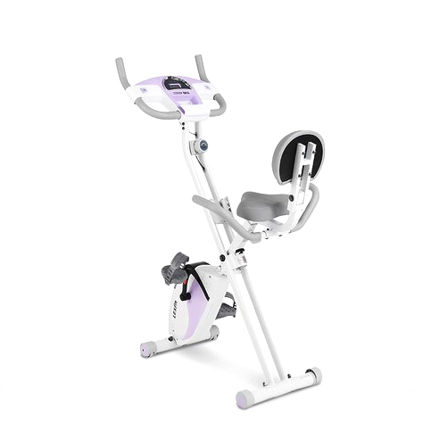 렉스파 접이식 제로바이크 헬스자전거 YA-150, 바이올렛