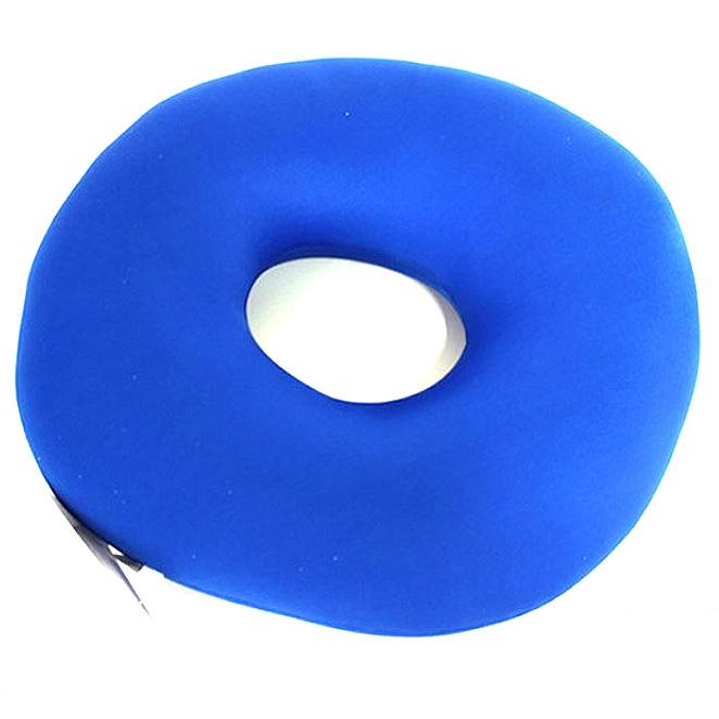 비즈쿠션 도넛방석, 블루