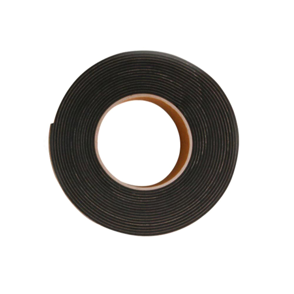 EVA 단면 스폰지테이프 흑색 폭 30mm 두께2mm