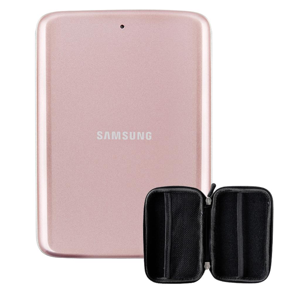 삼성전자 H3 외장하드 + 파우치, 1TB, 핑크골드
