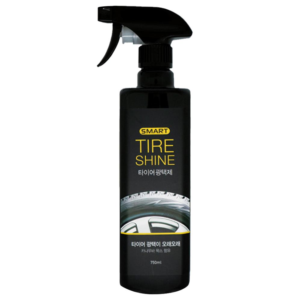 카렉스 스마트 타이어광택제, 750ml, 1개