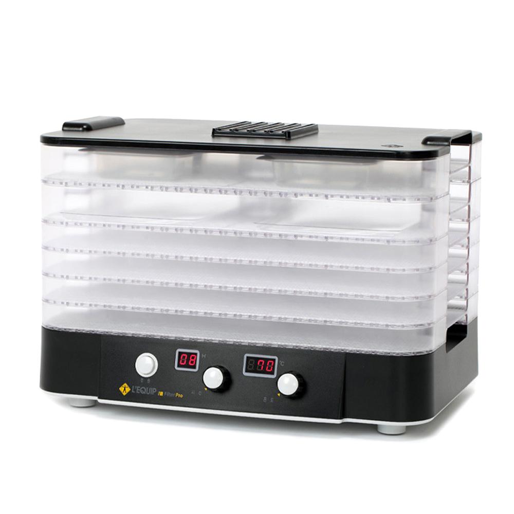 리큅 6단 투명트레이 식품건조기 LD-918BT