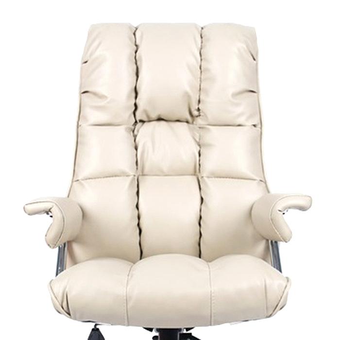의자명가 뉴타이탄2 일반좌판 중역의자, 카푸치노