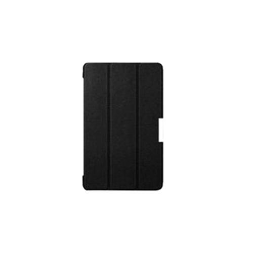 아이디스킨 갤럭시 탭A6 2016 위드 S펜 스마트커버 케이스 SM-P580, 블랙