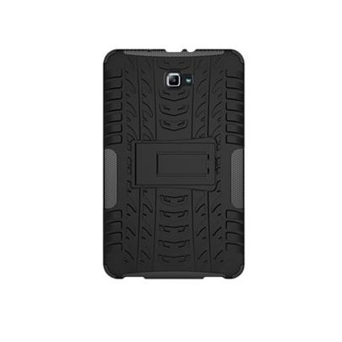 아이디스킨 갤럭시탭A6 2016 위드S펜 아머케이스 SM-P580, 블랙