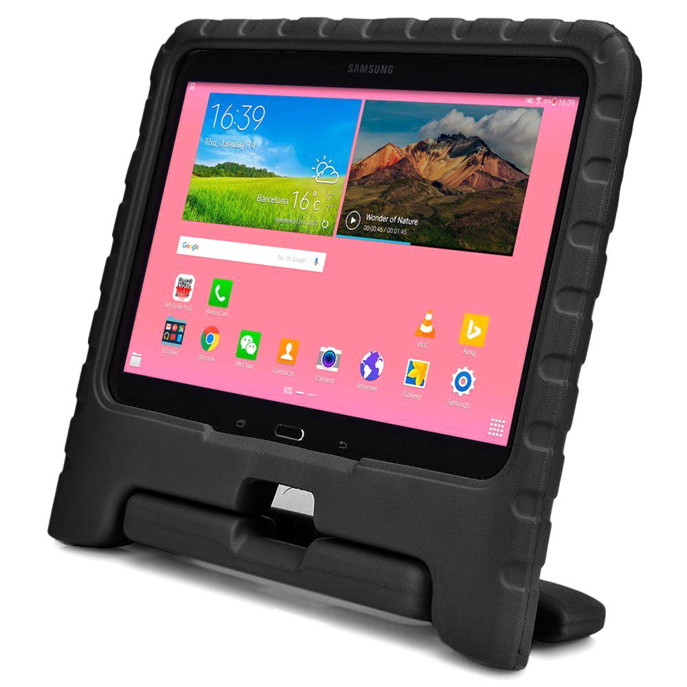 스냅케이스 에바폼 안전 타블릿 PC 케이스, 블랙