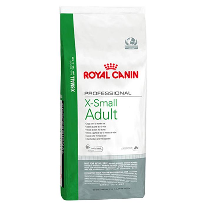 로얄캐닌 엑스스몰 어덜트 강아지 사료, 11kg, 1개