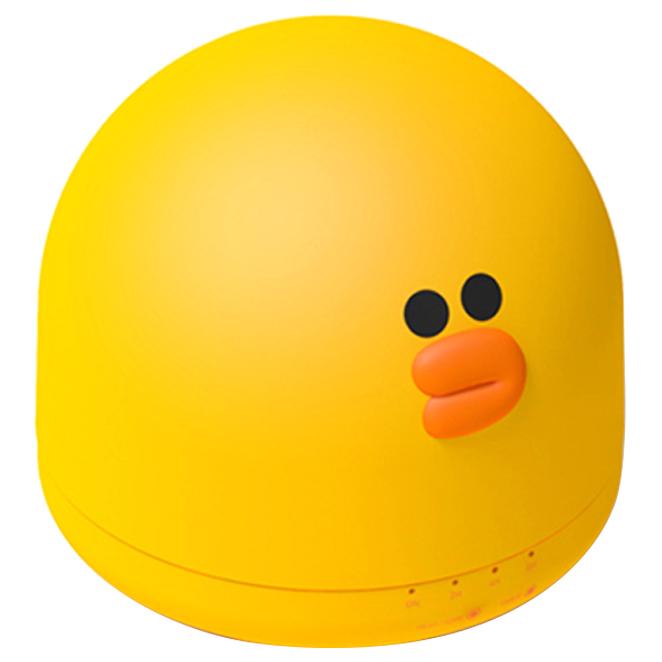 라인프렌즈 간편세척 미니 초음파 가습기, OA-HM036(샐리)