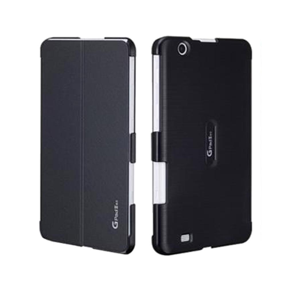 보이아 홈보이 G패드3 8.0 플립커버 케이스 LG-P451L, 블랙