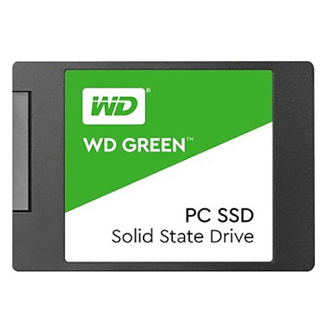 WD GREEN SSD, WDS120G2G0A, 120GB