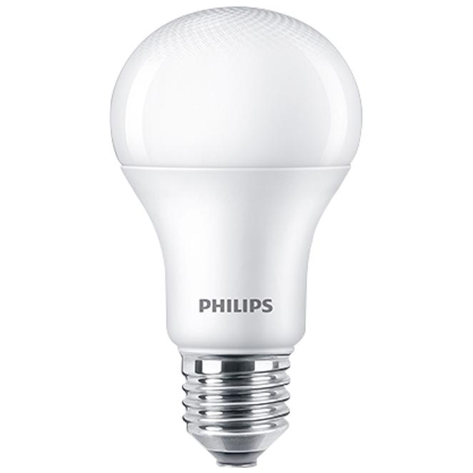 필립스 LED 벌브 전구 10 W, 전구색, 1개