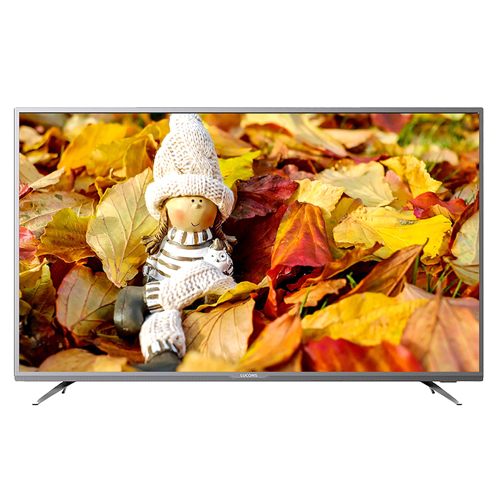 대우루컴즈 UHD 50인치 TV, T50G5S1CU, 스탠드형