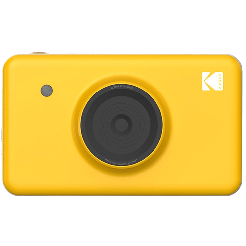 코닥 휴대용 포토프린터 미니샷, MS-210(옐로우)