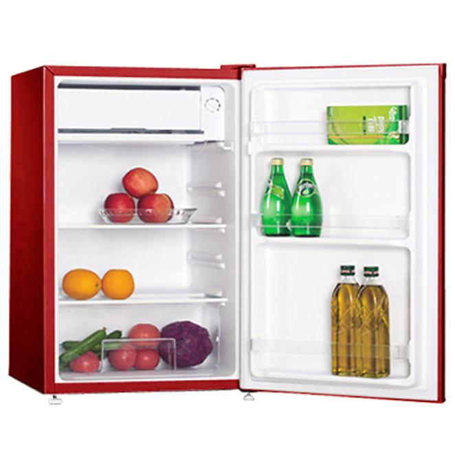 캐리어 슬림형 냉장고 92L 자가설치, CRF-TD092RSA