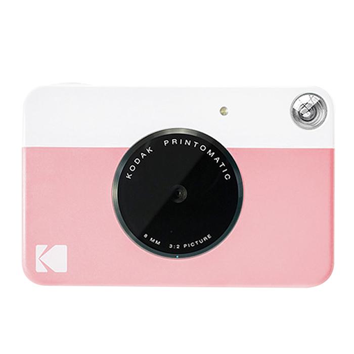 코닥 PRINTOMATIC 디지털 즉석 카메라 Rodomatic, Rodomatic(핑크), 1개