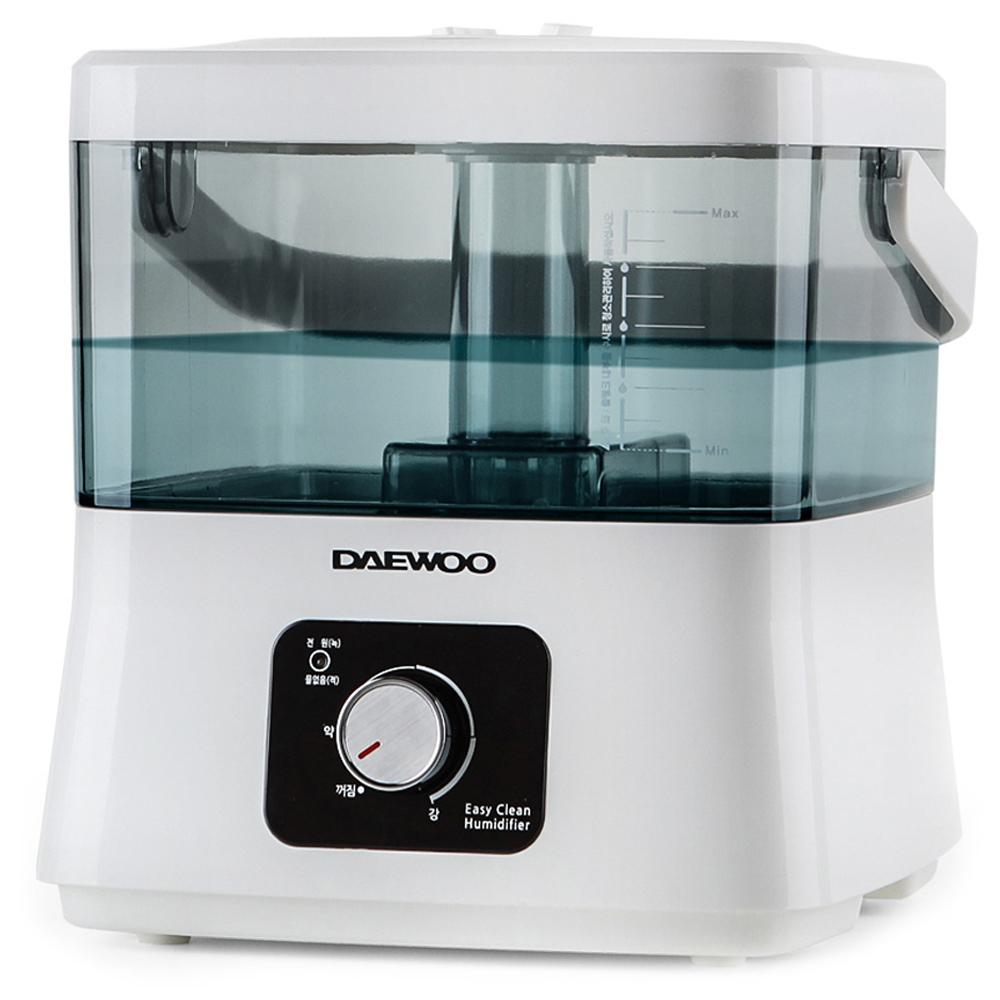 대우 간편세척 7리터 대용량 초음파 가습기, DEH-X2000(화이트)
