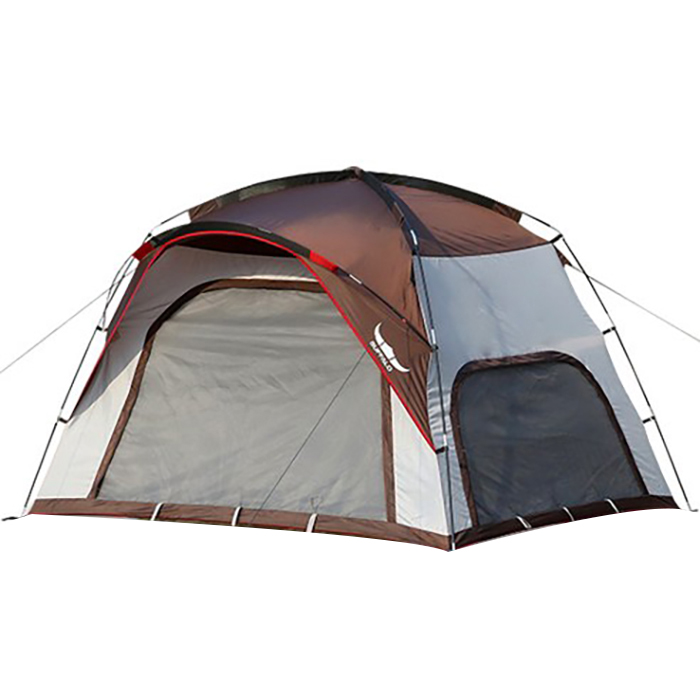 버팔로 엠파이어 썬블럭 텐트, 그레이, 5인용
