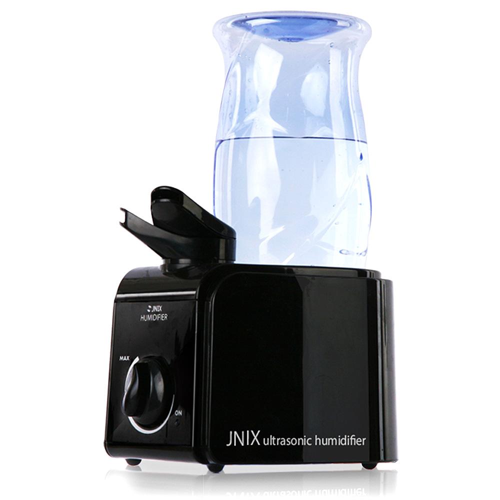제이닉스 간편세척 초음파 가습기, JY-BU80(올블랙)
