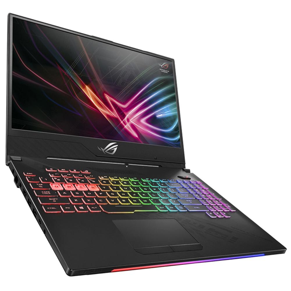 에이수스 ROG 소환사 게이밍노트북 GL504GM-ES012 (i7-8750H 39.62 cm WIN미포함 8G HDD1TB), 블랙