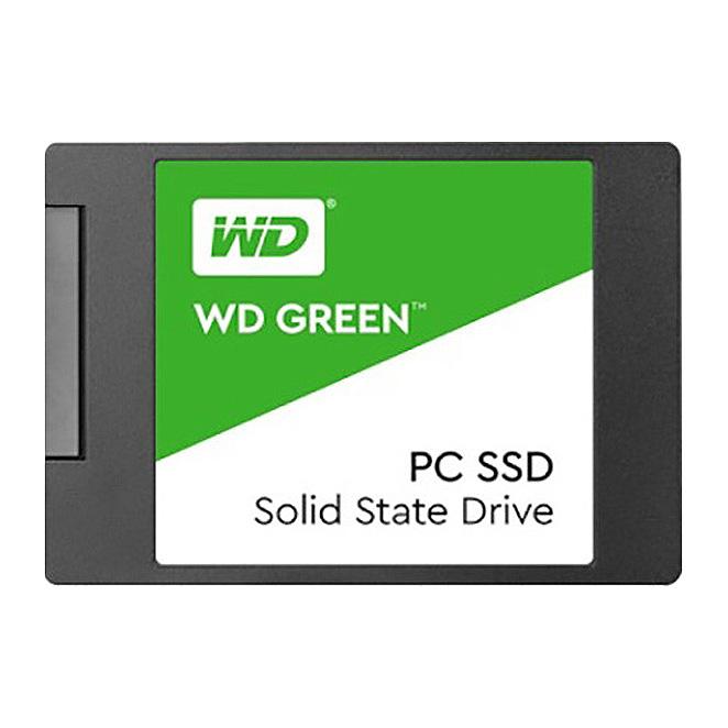 WD GREEN SSD, WDS240G2G0A, 240GB