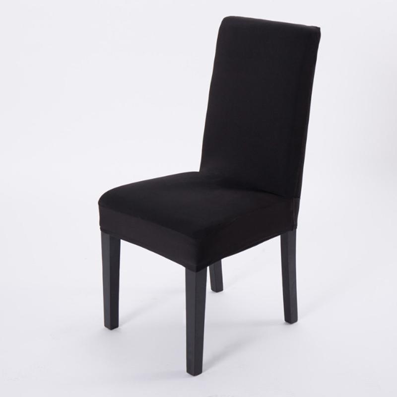 그뤠잇라이프 식탁의자 커버 4p, 블랙