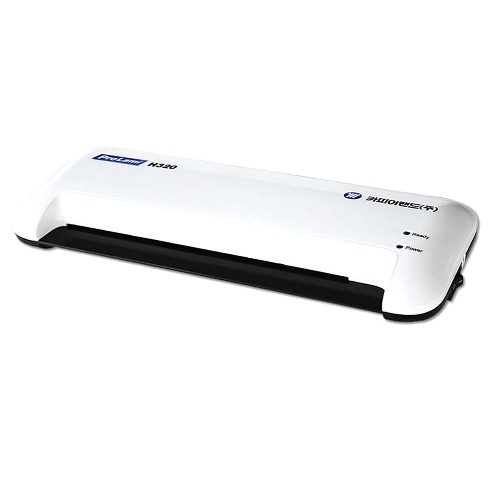 카피어랜드 소형 사무용 코팅기 + 코팅지 50매, A3, H320
