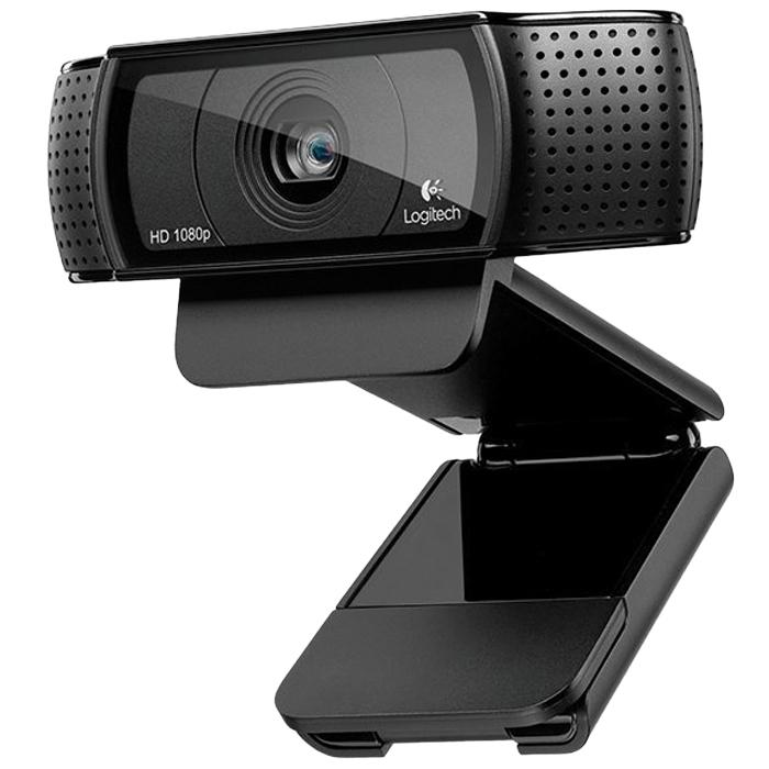 로지텍 HD 프로 웹캠, C920, 단일 색상