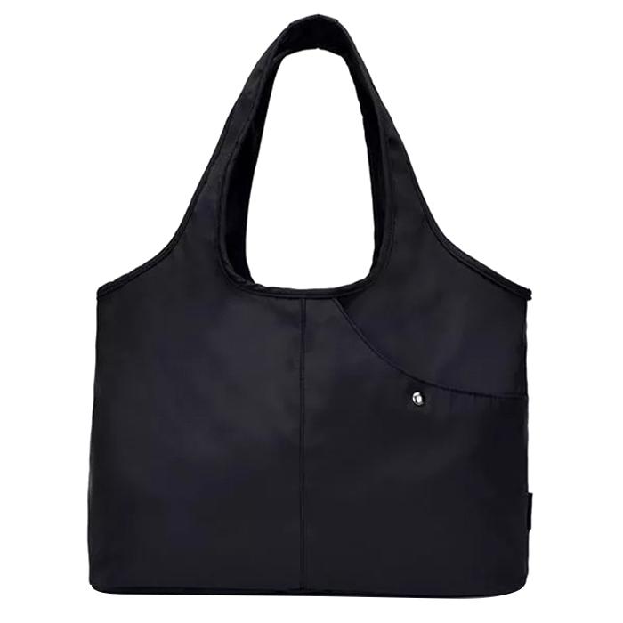 이한선생활과학 헐크 방수 멀티 기저귀가방, 블랙